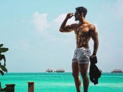Tiger Shroff, Disha Patani Are In Sri Lanka For A Holiday. Pics Cannot Be Missed