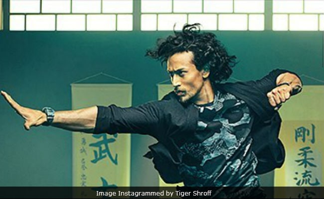 Tiger Shroff Shoots High Octane Chase Sequence For Baaghi 2. Details Here