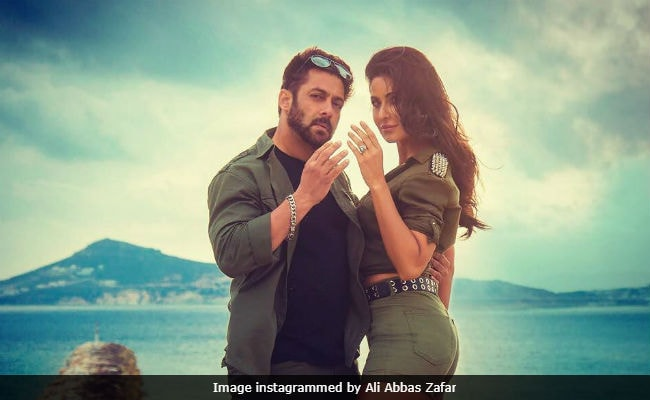 Katrina Kaif Has 'Amazing Memories' From Tiger Zinda Hai, Co-Starring Salman Khan