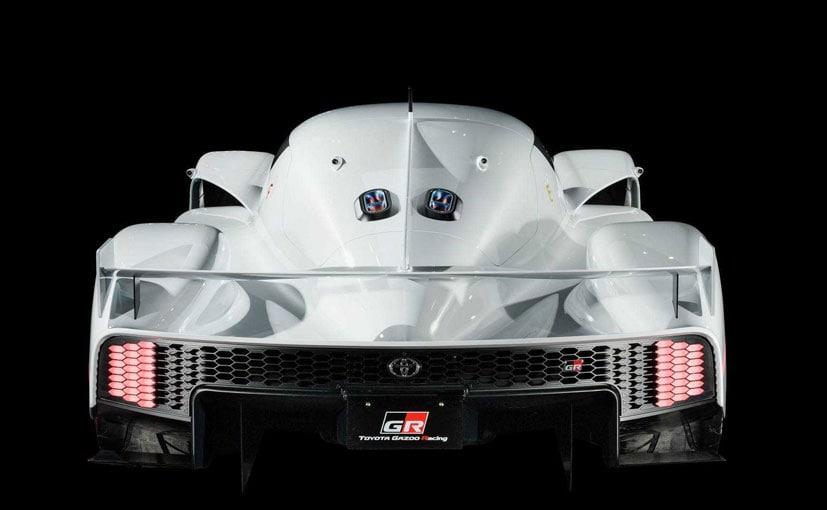 Toyota Unveils The GR Super Sport Concept