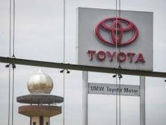 Toyota Expands U.S. Takata Air Bag Recall To 600,000 Extra Vehicles