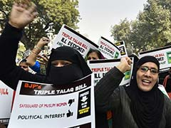 Triple <i>Talaq</i> Bill Debate Pushed To January 2 Amid Disruptions In Rajya Sabha