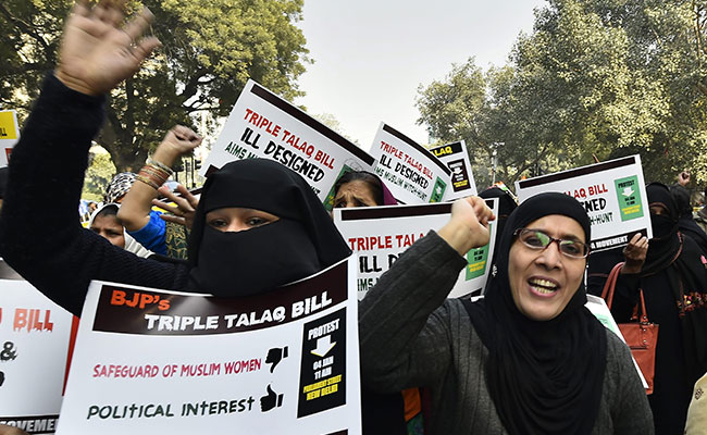 No Triple Talaq Bill As Parliament's Winter Session Ends