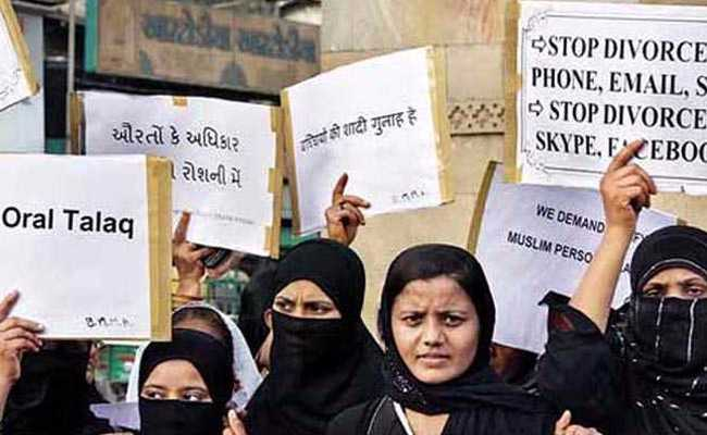 'Congress Hypocrisy Exposed,' Says Government After Triple Talaq Bill Is Deferred In Rajya Sabha