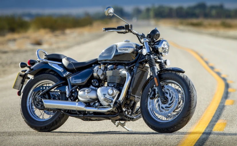 Triumph Bonneville Speedmaster Top 5 Facts Ndtv Carandbike