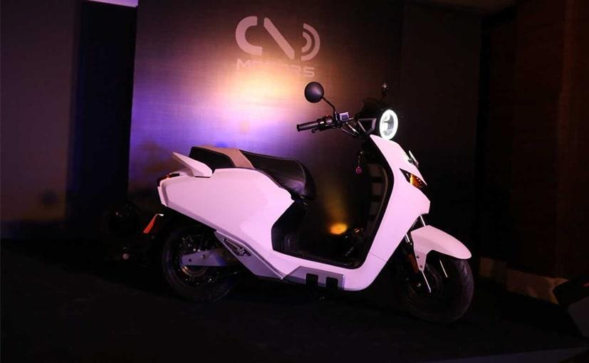 कंपनी ने ई-स्कूटर में 2.1 kW इलैक्ट्रिक मोटर लगाई है
