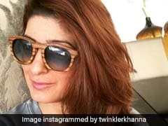 Twinkle Khanna Tweets Tip For Great Hair. For Once, She's Not Joking