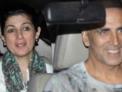 Akshay Kumar And Twinkle Khanna Screen <I>PadMan</i> For Family. See Pics