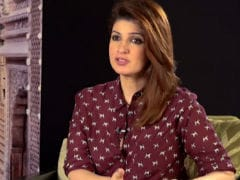 Twinkle Khanna On <I>PadMan</i> Addressing A Subject Even Women Shy Away From