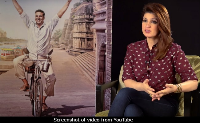 Twinkle Khanna On PadMan Addressing A Subject Even Women Shy Away From