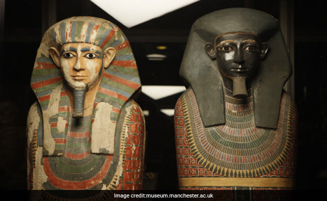 'Two Brothers' had same mummy but different fathers