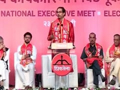 Shiv Sena To Go It Alone In 2019 General Elections