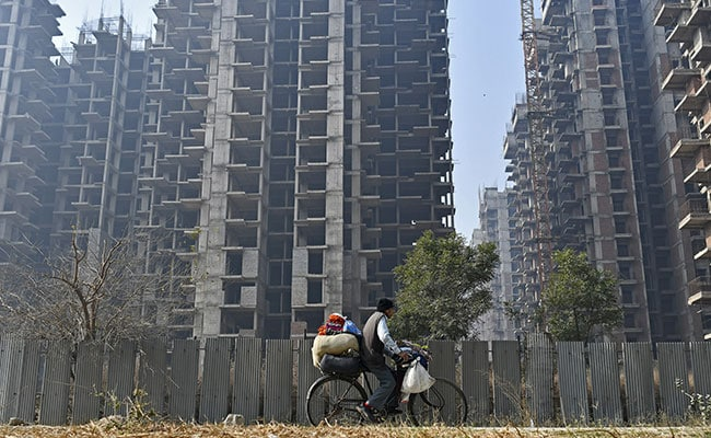 Unitech Posts Loss Of Rs 103 Crore In Q3
