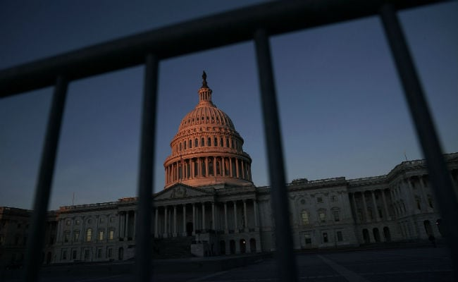 Blame Game As Congress Struggles To End US Government Shutdown