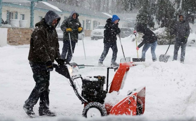Snowstorm, Deep Freeze Leave 4 Dead In US South