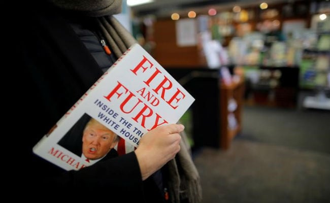 High-Level Trump Officials Believe He Won't Survive First Term — Book