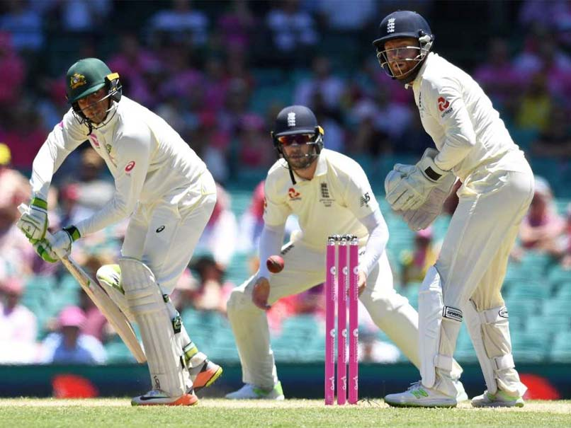 Ashes 2017: Usman Khawaja Stars As Australia Lead England By 133 Runs On Day 3