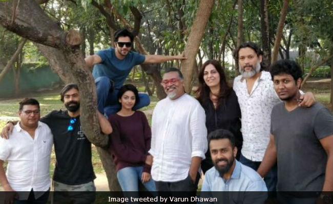 Varun Dhawan's October Is Arriving In April. Watch Teaser