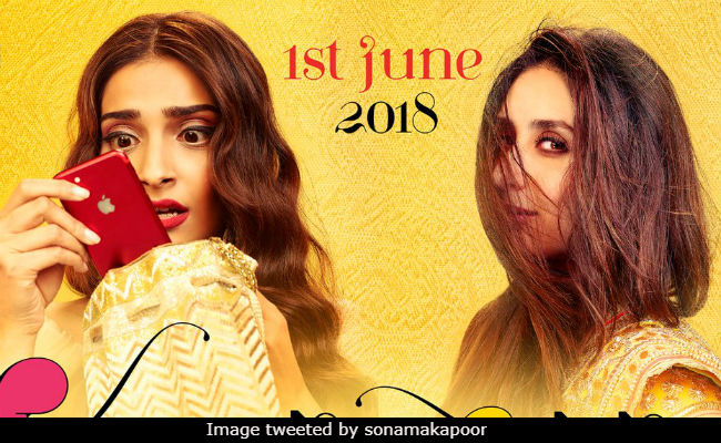 What's Wrong, Sonam Kapoor?: First Reaction To Veere Di Wedding New Poster