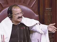 Venkiah Naidu Corrects Rajya Sabha Records Over Anti-Corruption Bill