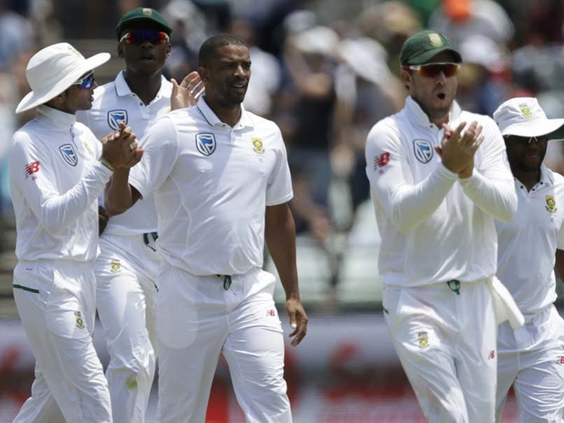 India vs South Africa, 1st Test: Vernon Philander Stars For Hosts In India