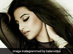 Trending: Vidya Balan, Is That Your New Look? Instagram Loves It