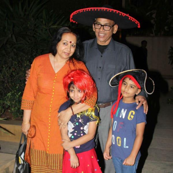 vidya parents ndtv