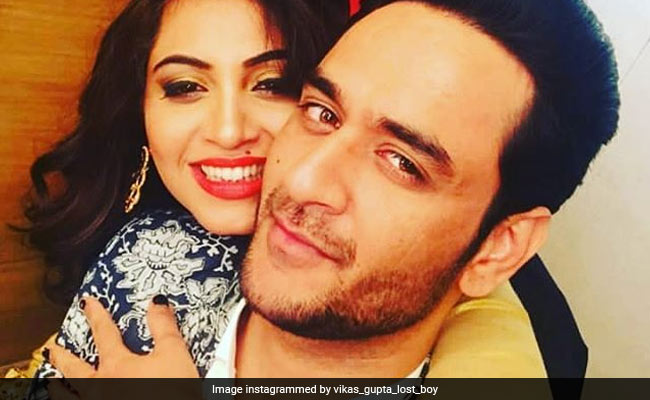 Image result for vikas gupta arshi khan