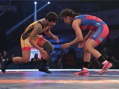 Pro Wrestling League: Vinesh Phogat beats Ritu Phogat In UP Dangal's 4-3 Win Over Veer Marathas