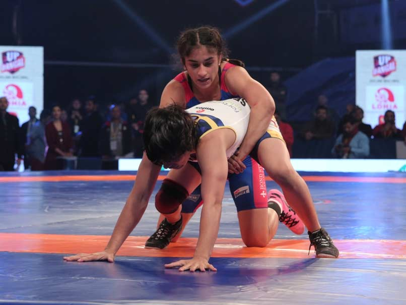 Pro Wrestling League: UP Dangal Clinch Second Consecutive Win