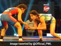 Pro Wrestling League: UP Inch Close To Knock Out Stage With 4-3 Win Over Delhi