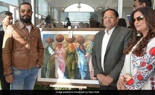 Haryana Minister Raises Rs 2.5 Crore After Auctioning Gift Items