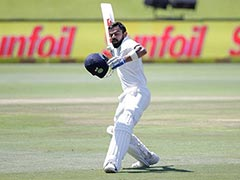 Virat Kohli Is ICC Cricketer Of The Year, Captain Of Test And ODI Teams