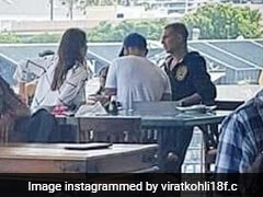 Virat Kohli, Anushka Sharma Spotted With Bollywood Star Akshay Kumar In Cape Town