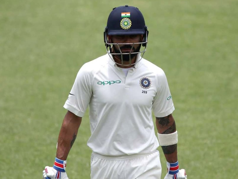 Virat Kohli Moves Ahead Of Brian Lara In All-Time ICC Test Player Rankings
