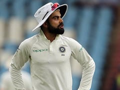 Virat Kohli Fined 25 Per Cent Of Match Fee For On-Field Dissent