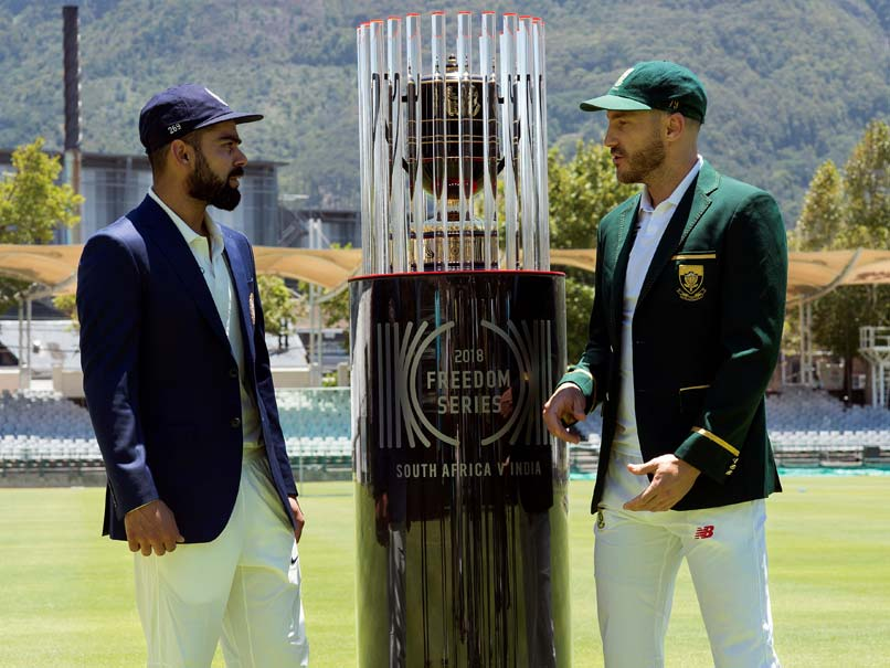 India Vs South Africa 1st Test: Virat Kohli And His Team Face A Real Test Of Class And Character