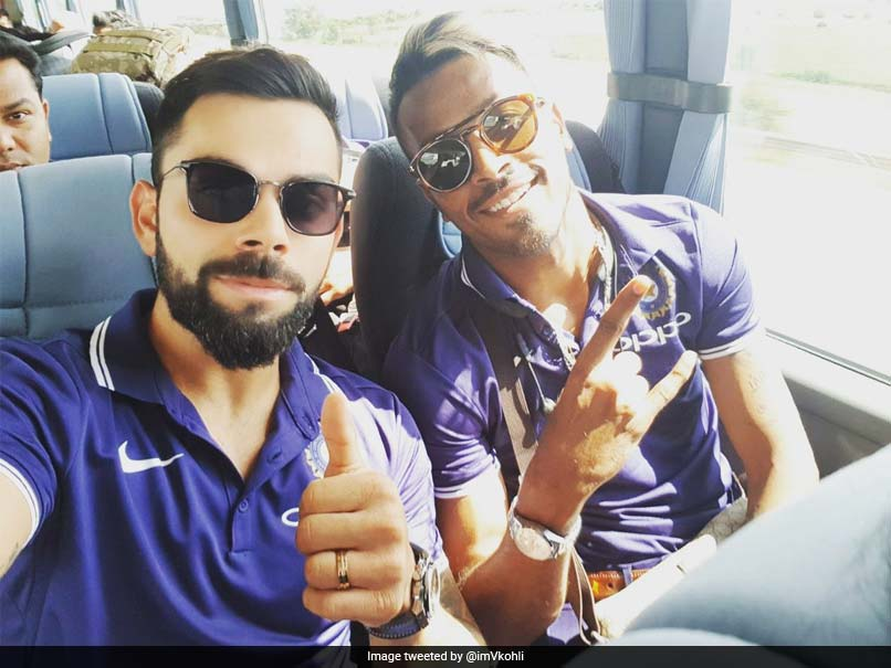 India vs South Africa: Virat Kohli Posts Pic With Hardik Pandya, Says Excited About Second Test