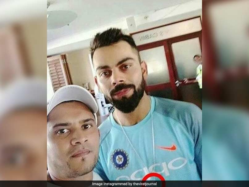 Virat Kohli Reportedly Seen Flaunting