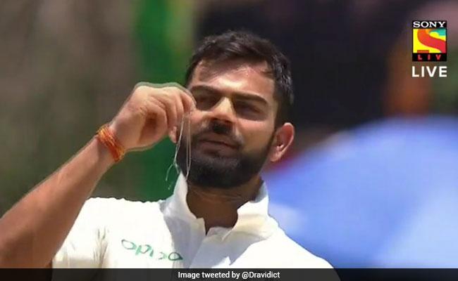 बल्लेबाजी करते वक्त Virat Kohli ने किया अनुष्का को याद, 150 रन बनाकर किया कुछ ऐसा