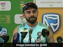 My 150 Means Nothing: Top Quotes From Kohli's Fiery Press Conference
