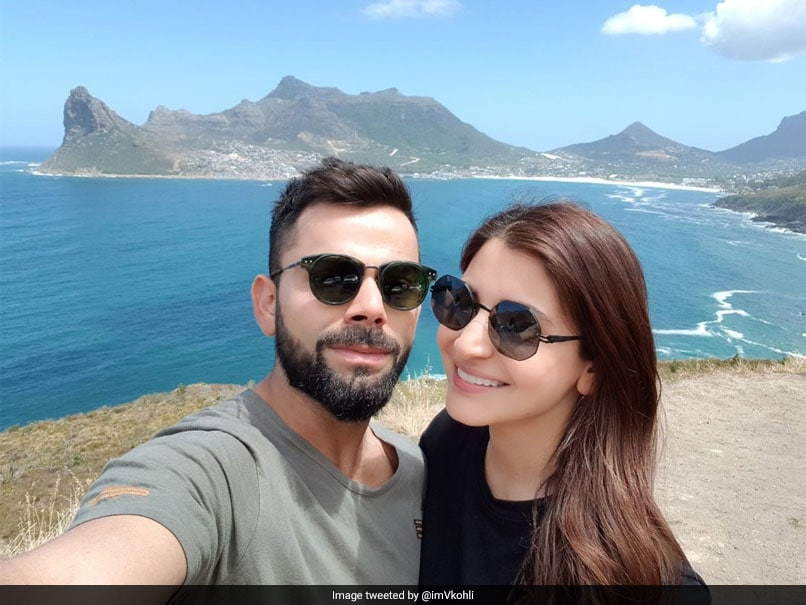 India vs South Africa: Virat Kohli, Anushka Sharma Send New Year Wishes To Fans From Cape Town