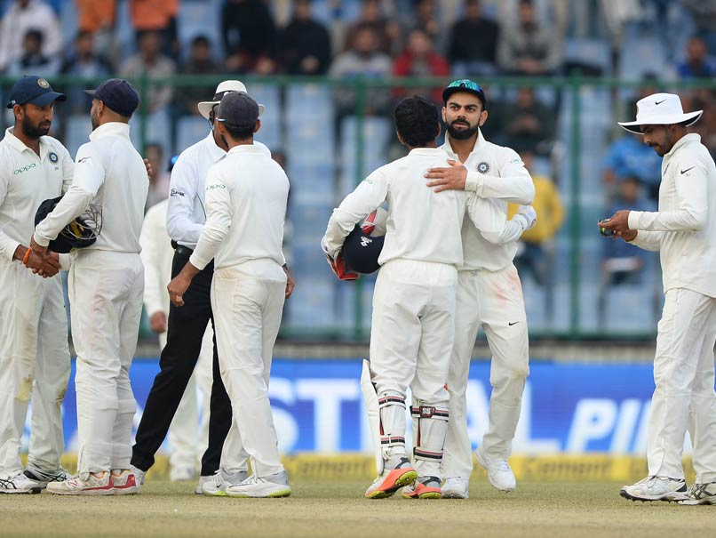 India To Stay On Top Of ICC Test Rankings Even If South Africa Sweep Series
