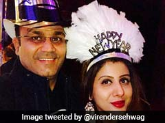 This Is How Indian Cricketers Welcomed The New Year