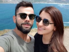 More Pics Of Anushka Sharma And Virat Kohli From Cape Town. You're Welcome