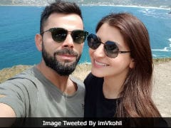 Anushka Sharma, Virat Kohli Wish New Year From South Africa. 'Love And Light To All,' They Tweet