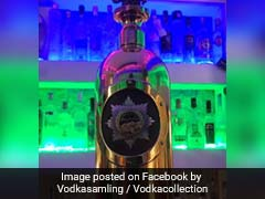 Vodka Bottle Worth 1.3 Million Euros Stolen From Danish Bar