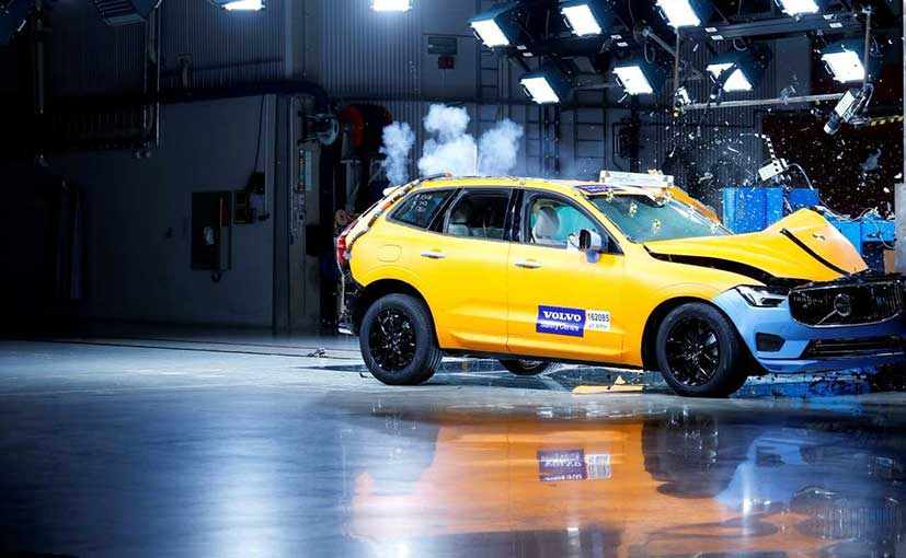All New Volvo XC60 Is The Safest SUV In Latest Euro NCAP Testing