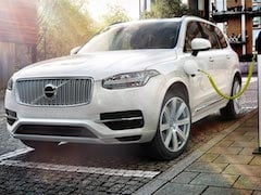 Volvo XC90 Plug-In Hybrid To Be Locally Assembled In India By The End Of 2019