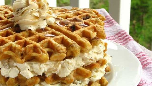 How To Make Restaurant-Style Waffles At Home?